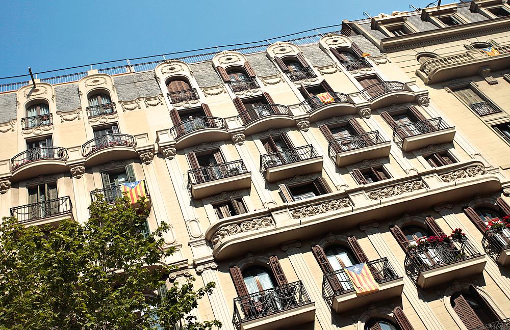 Avinguda Diagonal 317-319 – Barcelona-