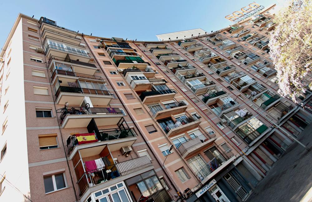 Gran vÍa de les Corts catalanes, nºs  32, 34, 38 de Sant Adrià de Besos