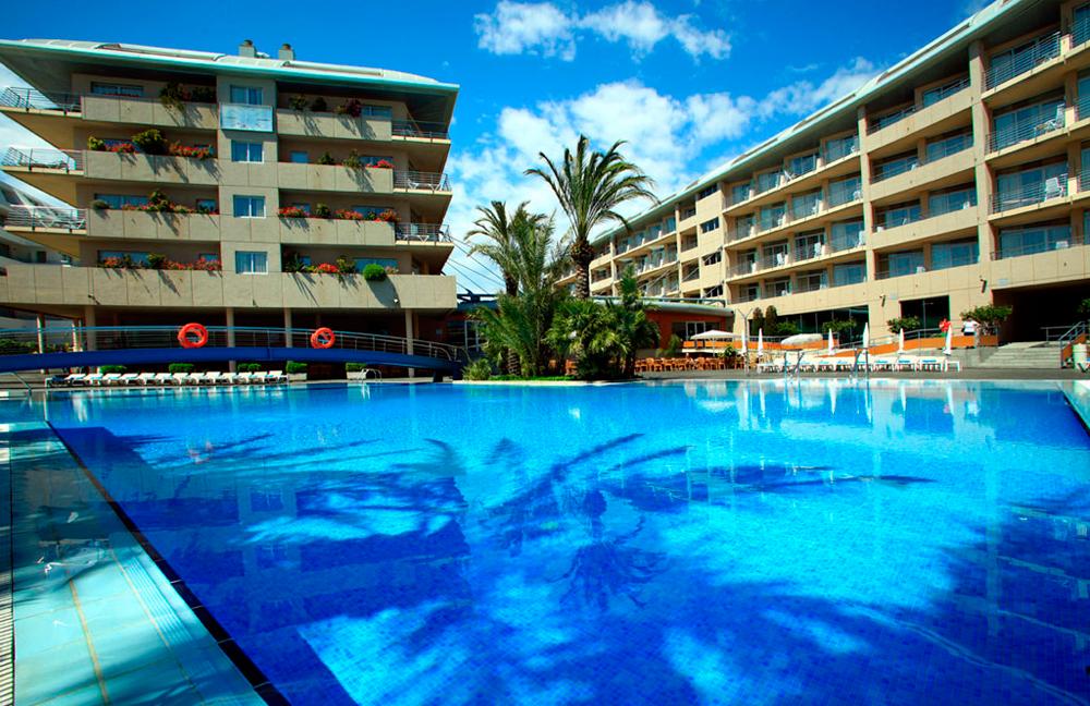 Aqua hotel Ona Brava